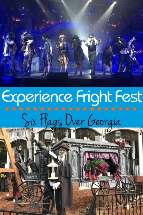 """Fright Fest at Six Flags Over Georgia is a premier Halloween event. If you're planning a visit, check out these great tips for making the most of your time. Hope you """"survive"""" your stay!"""