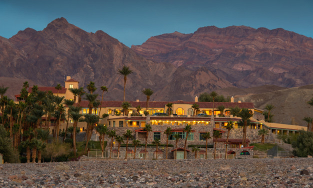 Legendary Luxury at Death Valley's The Inn at Furnace Creek