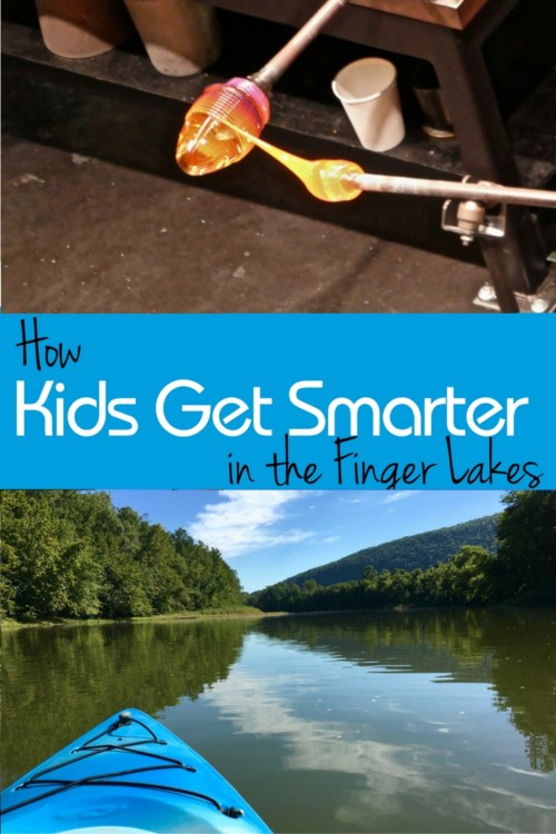 How Kids Get Smarter in the Finger Lakes