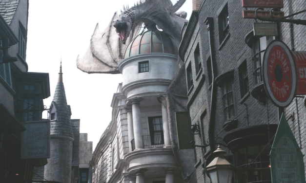 Teen and Tween Picks: The 5 Best Things About Diagon Alley at Universal Orlando