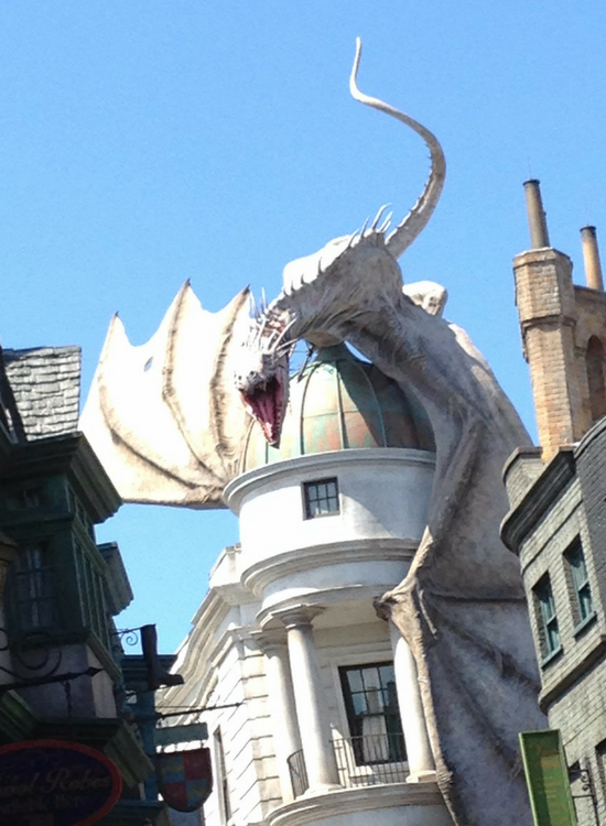 Harry Potter Diagon Alley Universal