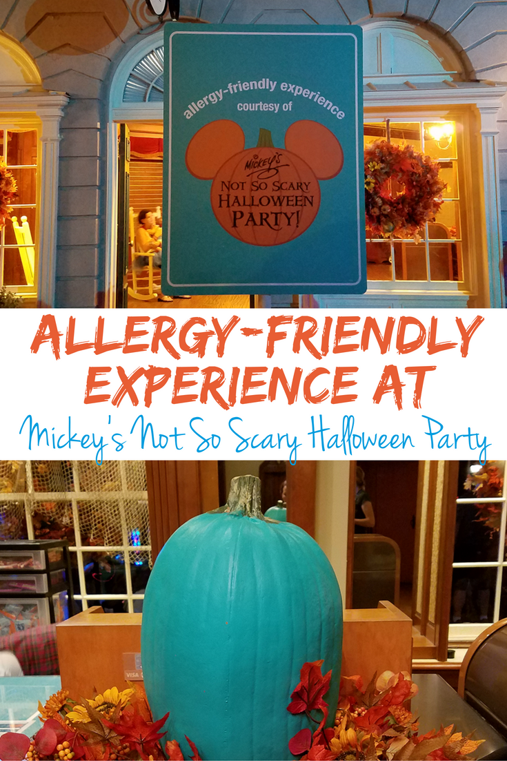 allergy friendly halloween | walt disney world | travelingmom
