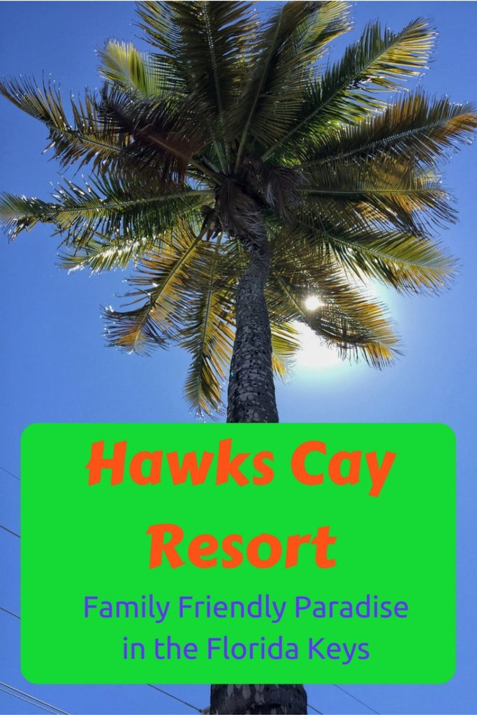 Hawks Cay Resort in the Florida Keys is one of those great spots that works just as well for parents as it does for kids.