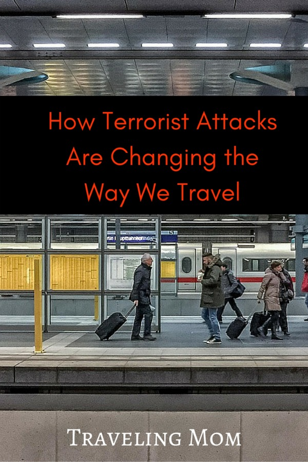 How terror is changing travel: The threat and reality of terrorist attacks is changing the face of travel worldwide. Find out what you should be concerned about as well as when you shouldn't be deterred from your travel plans.
