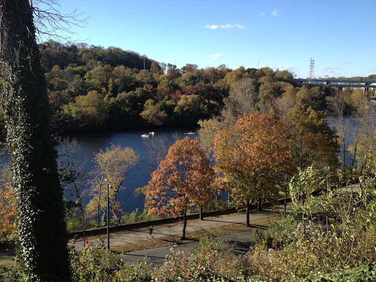 Free places to see fall colors in Philadelphia