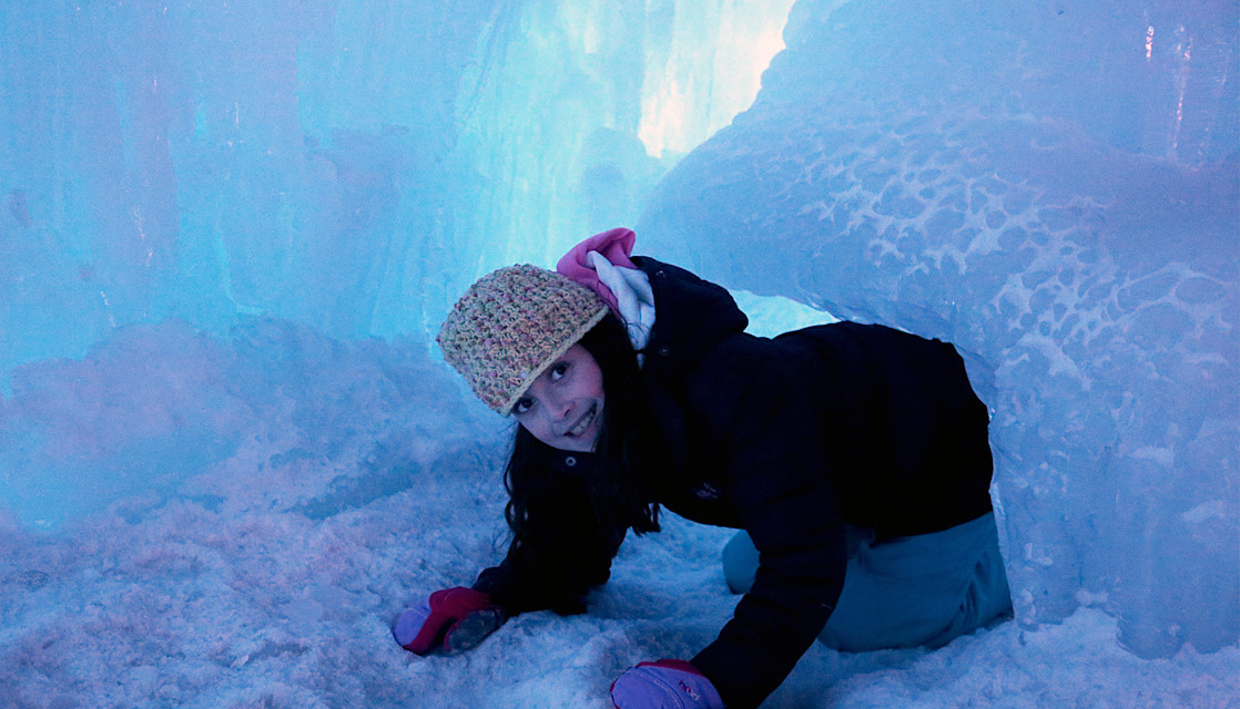 6 Tips for Visiting Ice Castles in Lincoln, New Hampshire