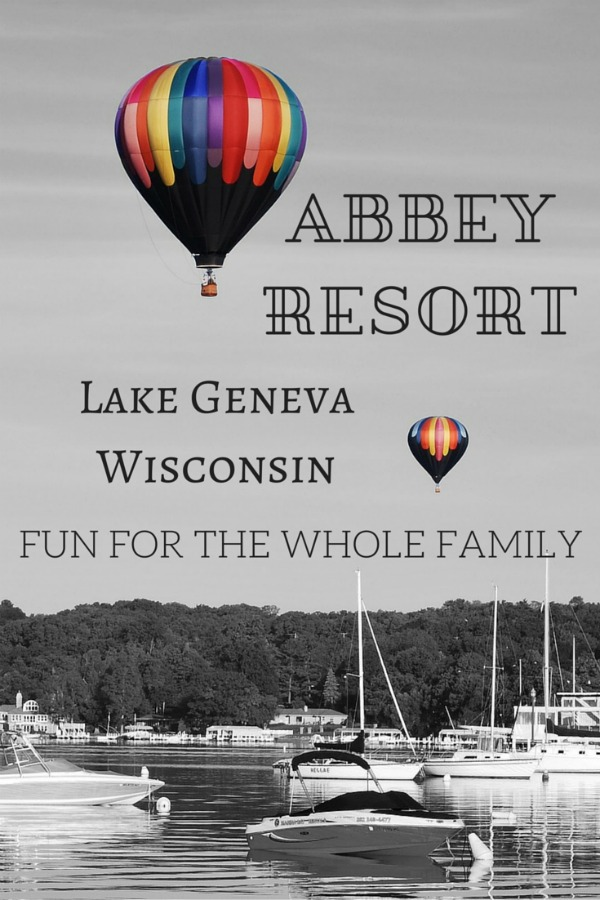 Lake Geneva's Abbey Resort: Wisconsin fun for the whole family