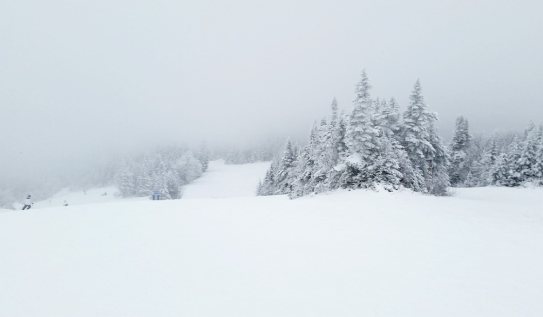 Tips for first-time ski families - Nansen Trail at Mont-Tremblant