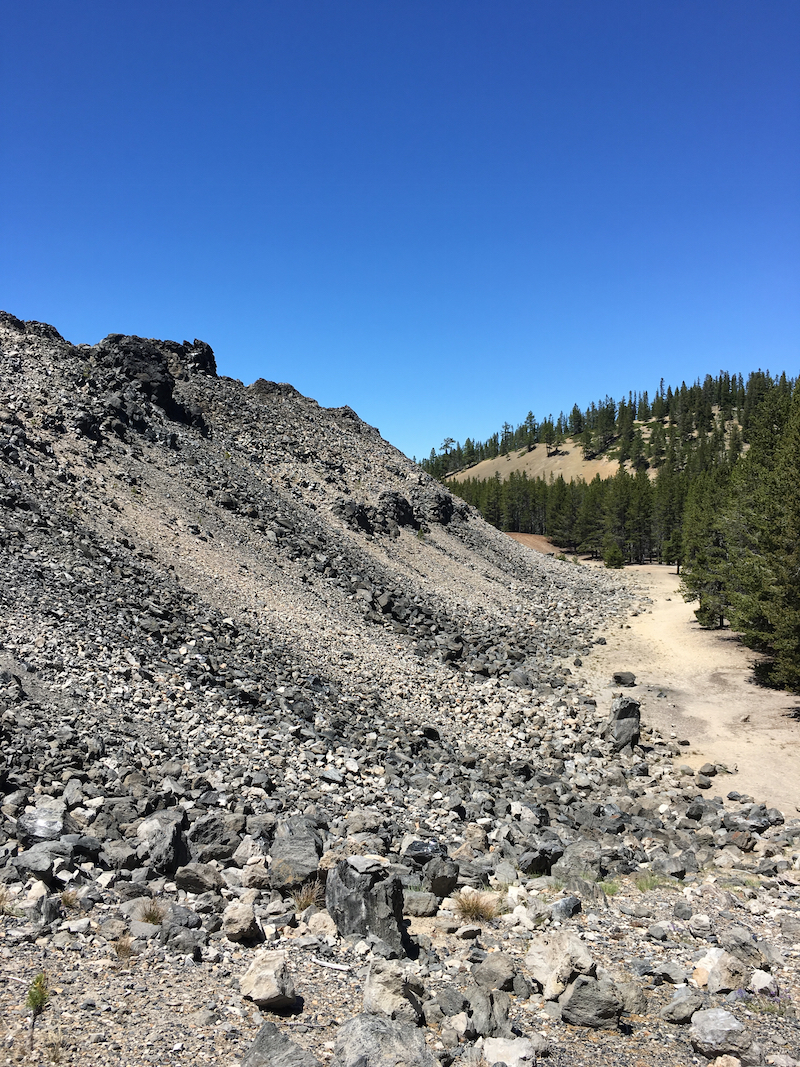 Newberry National Volcanic Monument, Oregon for kids, Volcanoes you can explore,