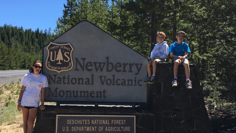 Overflowing with fun and activity, the Newberry National Volcanic Monument in Bend, Oregon, is fun for the entire family.