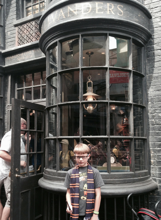 Diagon Alley Harry Potter Universal