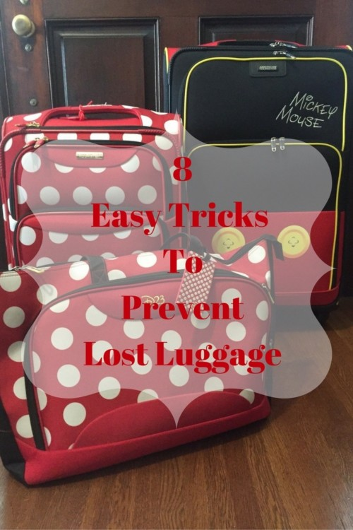 8 Easy Tricks to Prevent Lost Luggage