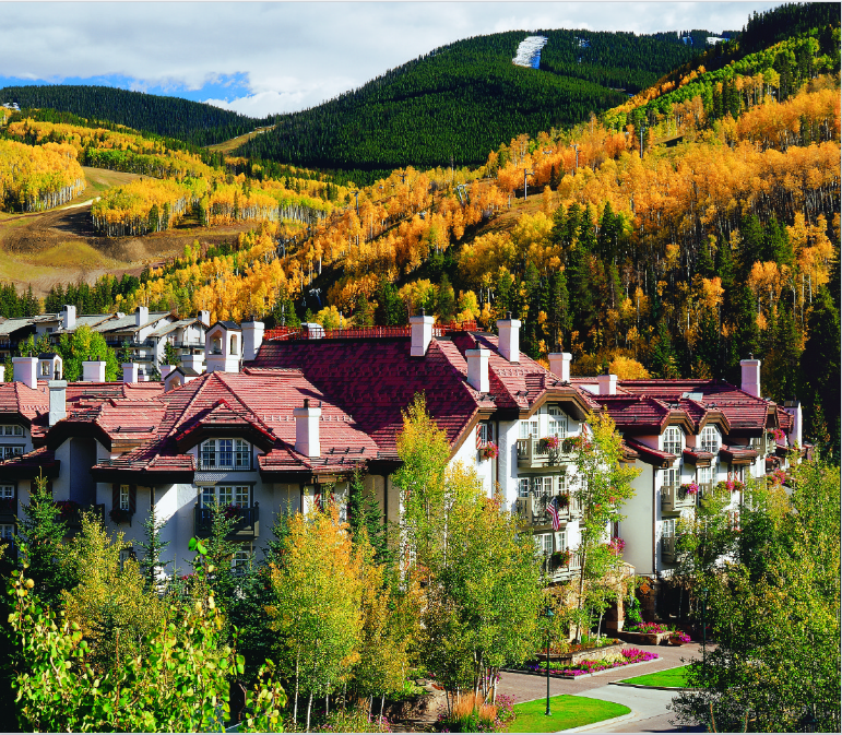 sonnenalp hotel vail-in-fall