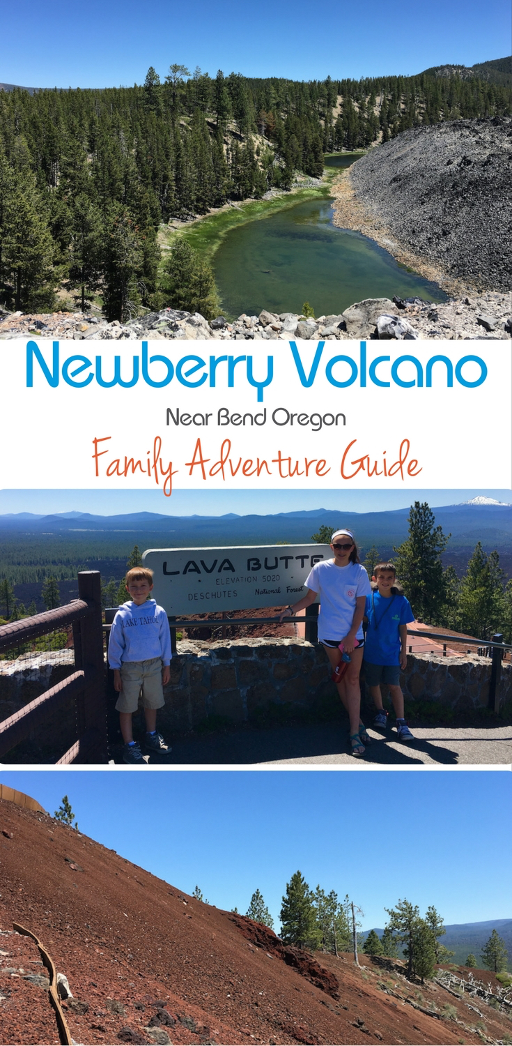 Got kids that love things that go BOOM! Me too and I explore Newberry National Volcanic Monument with them and so should you.