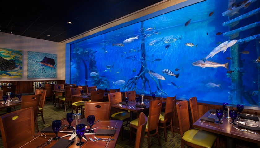 RumFish Grill at Guy Harvey's Outpost. Photo credit: Tradewinds.