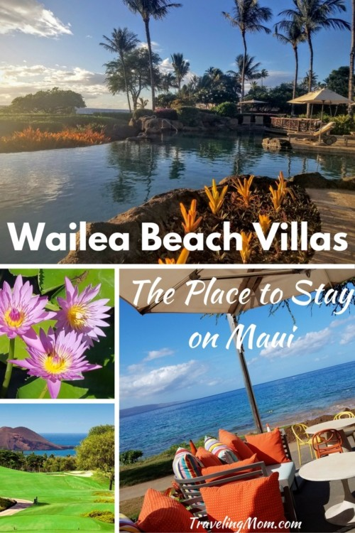 Wailea Beach Villas is the place to stay when traveling to Maui.