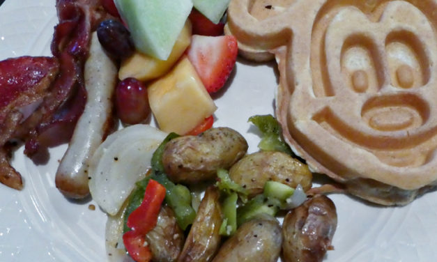 Save Half the Cost on Character Dining Experience at Walt Disney World