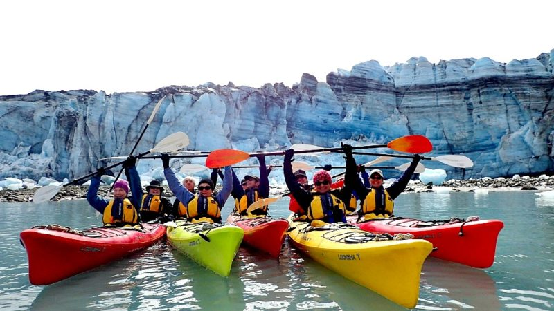 what are activities to do cruising alasak