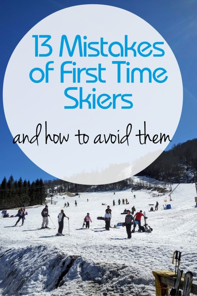 Get the whole family in the act this year! Even first time skiers can have fun.