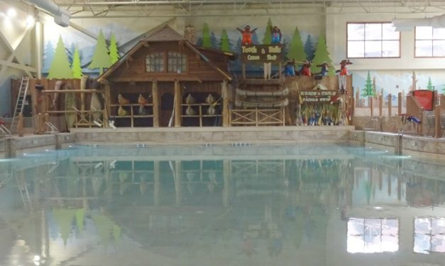 Spend a weekend with friends at Great Wolf Lodge Williamsburg