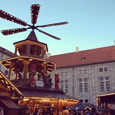 he Christmas markets of Germany are some of the most magical places on Earth during the holiday season. Photo: Teaching TravelingMom, Kirsten Maxwell