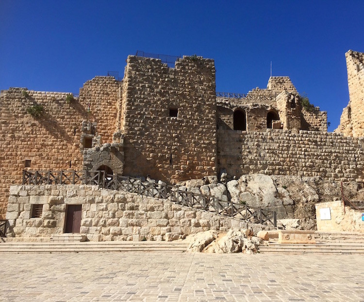 Jordan visit twice let me consider thwarting thre Crusaders in this fortress.