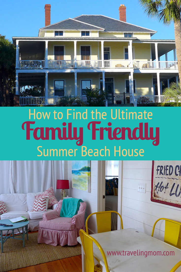 Want the best summer beach house rental? The secret to finding it? Start early.