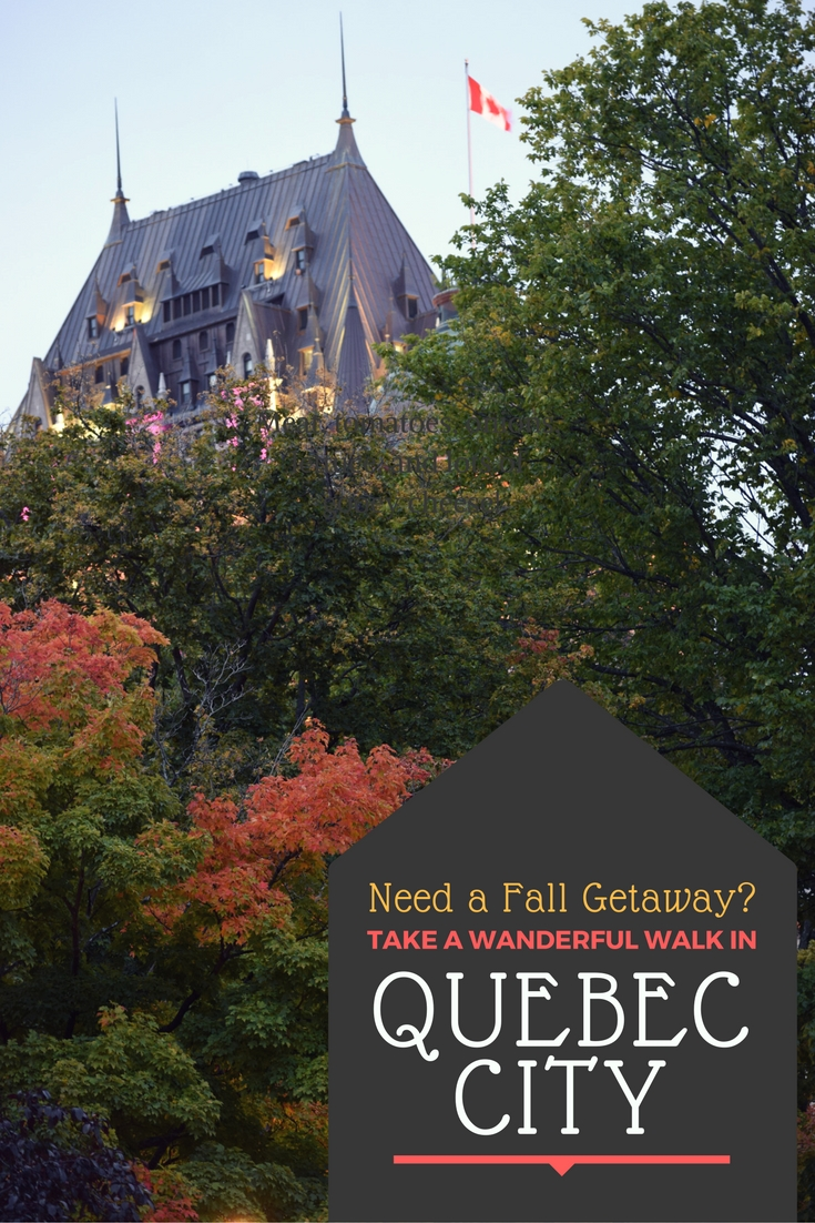 Want to know what's not to be missed? 9 Things you must do in a self-guided walking tour of Quebec City.