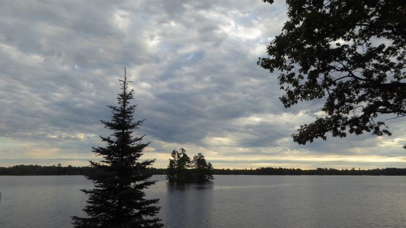 Vast views extend through chains of lakes in the Wisconsin Northwoods. Photo by Christine Tibbetts, Cultural Heritage TravelingMom