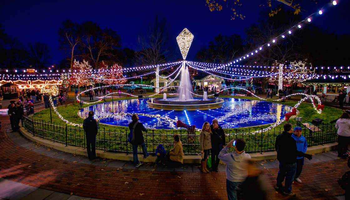 Best Holiday Lights in the Northeast U.S.