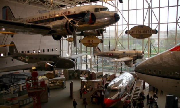 SOMETHING FOR EVERYONE AT THE NATIONAL AIR AND SPACE MUSEUM