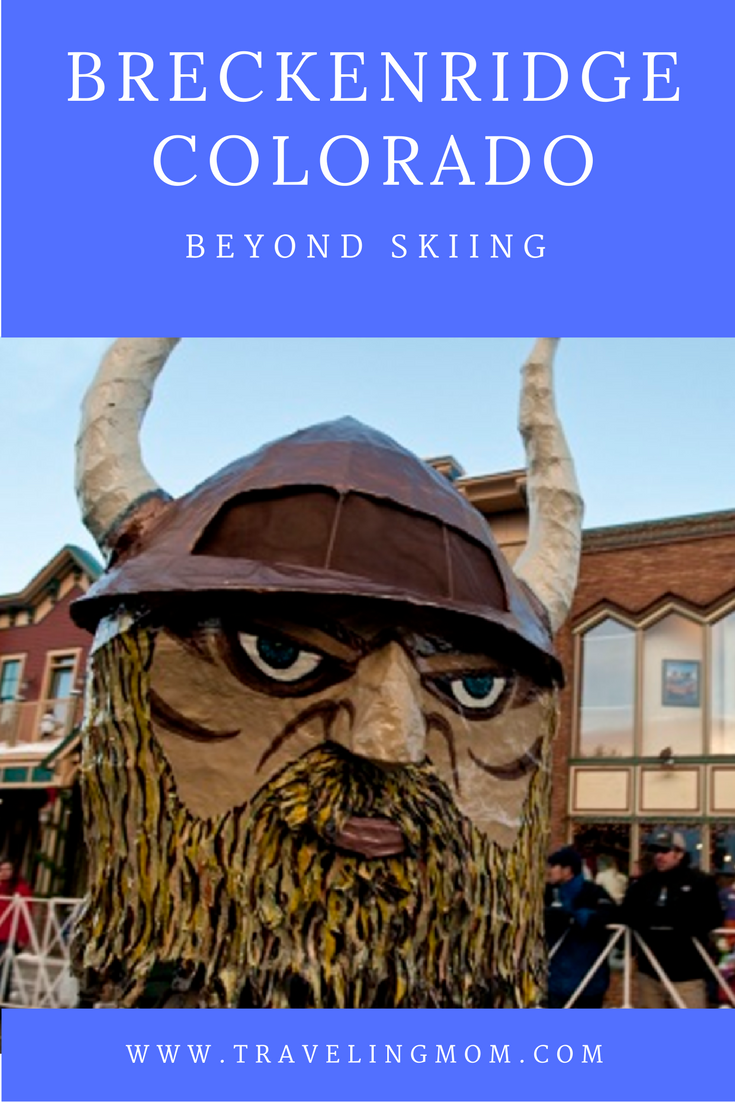 If you love the mountains, but don't love skiing, you need a day off the slopes, or you want to visit in summer, here are the reasons Breckenridge Colorado is the place to go!