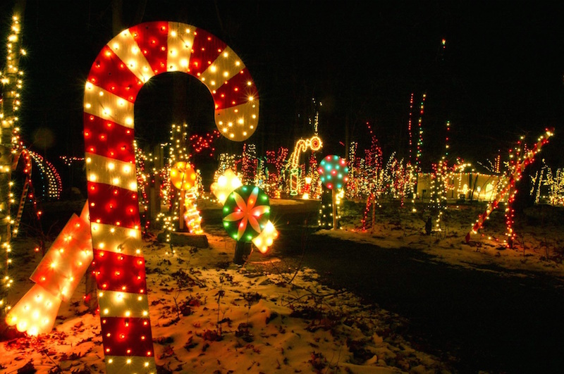 Best Christmas lights in York, PA, illuminated for the holidays