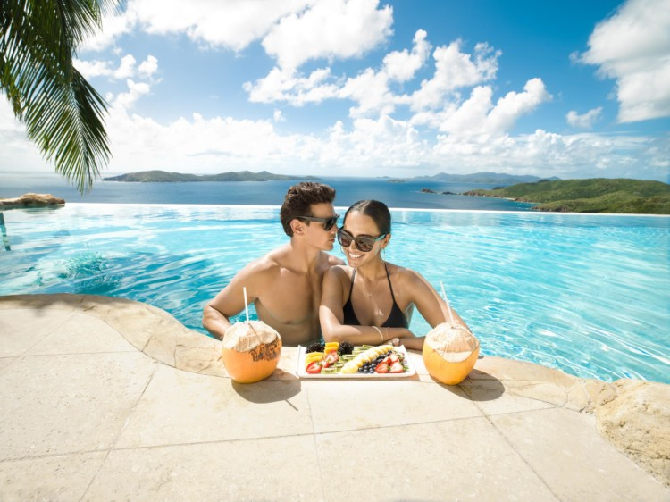 are there good Cyber Monday travel deals for Peter Island Resort in the British Virgin Islands