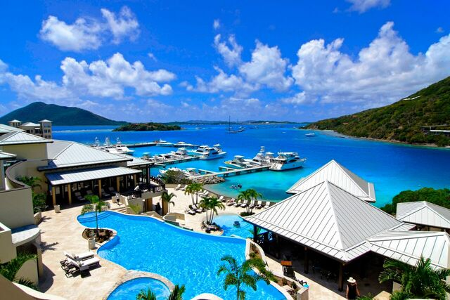 are there Cyber Monday travel deals to be had at Scrub Island in the British Virgin Island