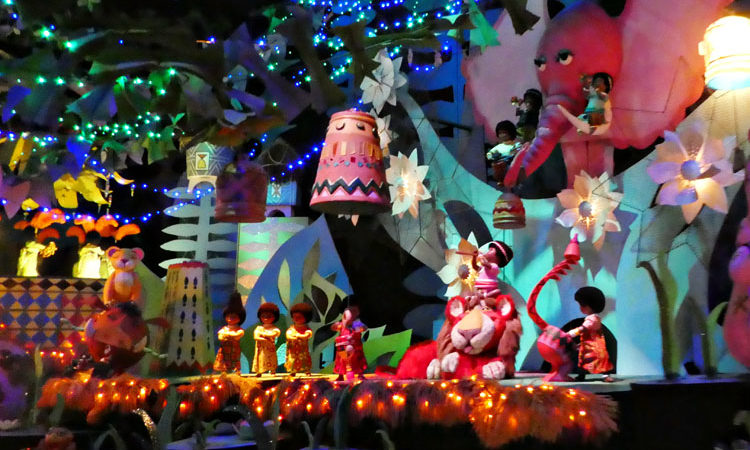 its a small world holiday is celebrating its 20th anniversary during this years disneyland