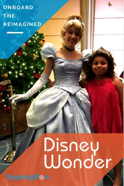 Disney Cruise Lines has reimagined the Disney Wonder in a Frozen way, starring Anna and Elsa. Find out what you need to know to make sure your kids meet the princesses onboard.