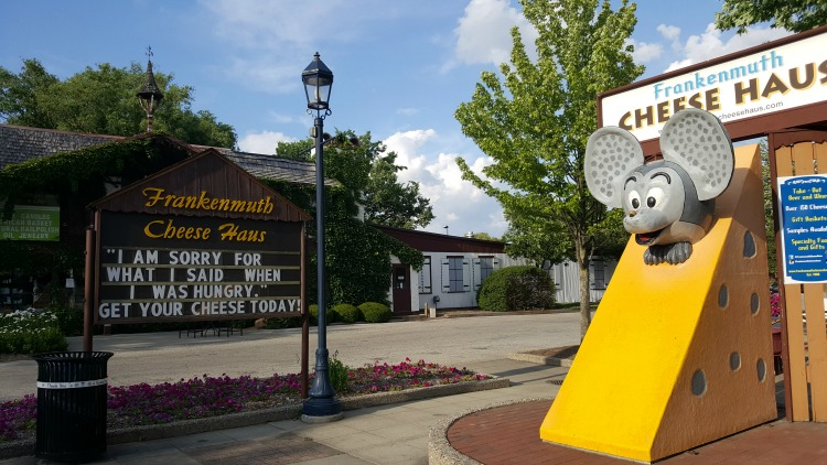 Frankenmuth Cheese Haus in Frankenmuth, Michigan