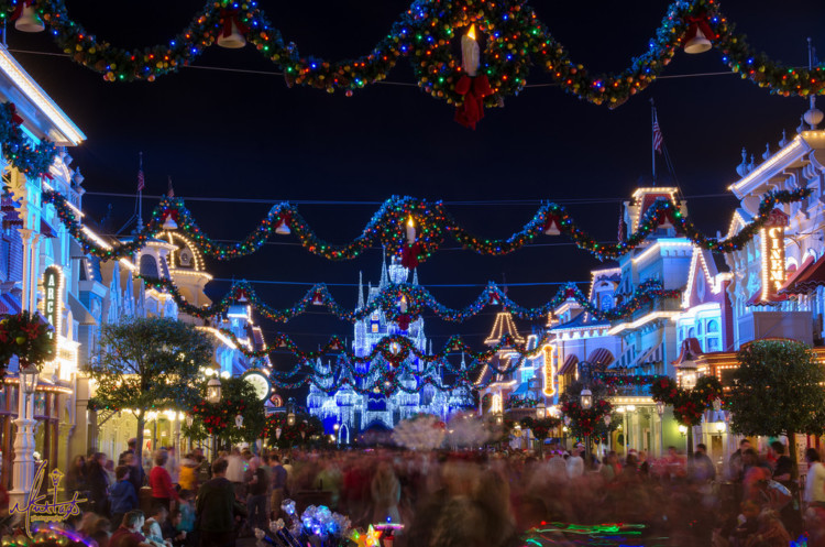 See the joy light up faces young and old with a gift of a Disney World vacation.