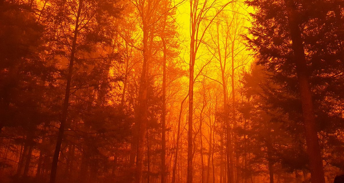 Gatlinburg Fires Close Dollywood and Great Smoky Mountains National Park