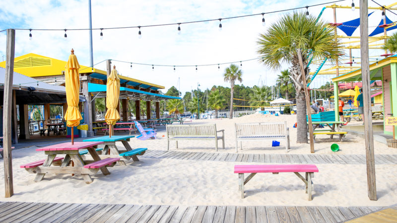 Three great restaurants in Gulf Shores, Alabama that serve up fun alongside good food. Kids and adults alike will love these family-friendly restaurants.