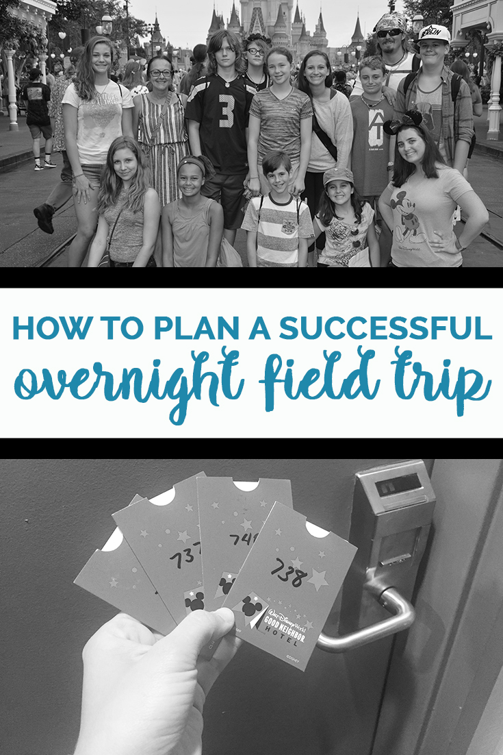 Taking a big group of kids on an overnight field trip can be fun. Even for the adult chaperones. Really. Just follow these 11 tips from a long-time field trip planner.