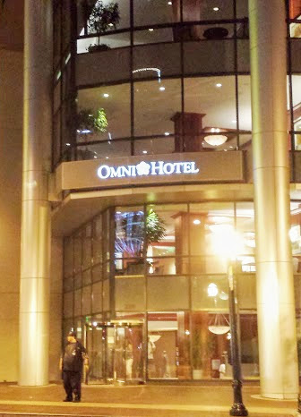 The Omni Hotel at CNN Center puts families right in the middle of all the action.