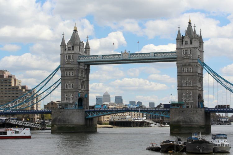 easy tips for getting around London Bridge