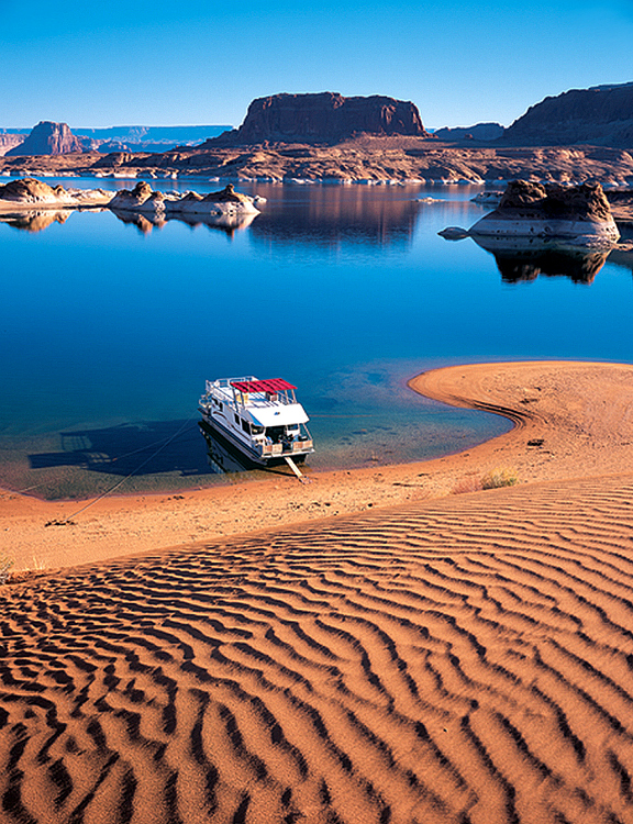 Lake Powell Resorts & Marinas is offering a Cyber Monday special and additional savings through the end of the year.