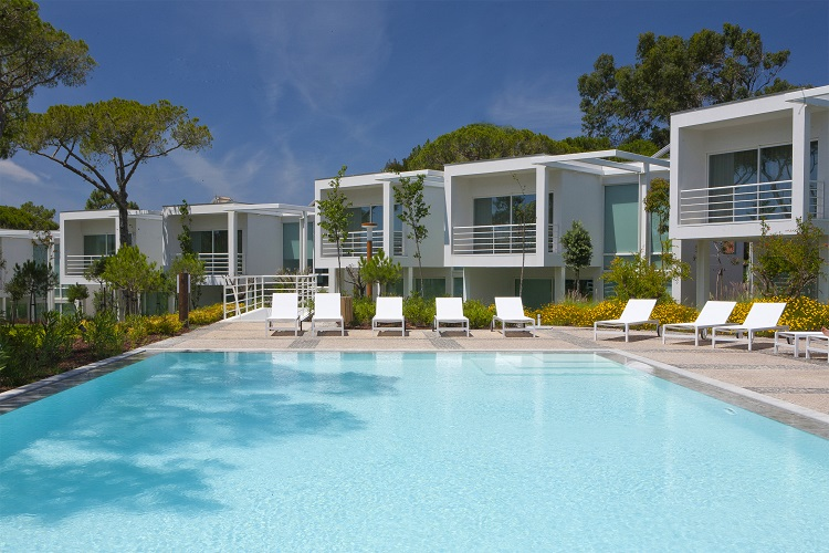 Martinhal Cascais ClubHouse Pool and Villas is a family friendly resort in Portugal