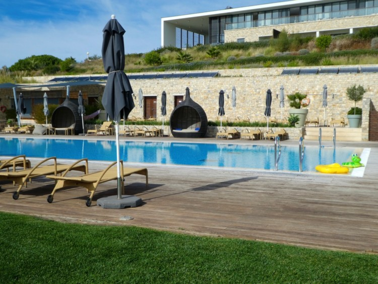 Martinhal Sagres is a beach family resort in Portugal, with multiple pools and villa options.
