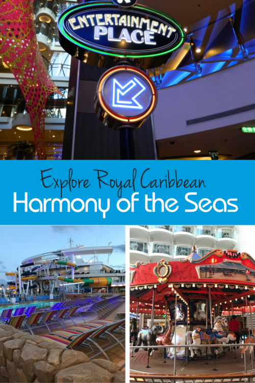 Harmony of the Seas, the biggest and best cruise ship at sea offers a new way to cruise. See why family cruises are so popular!