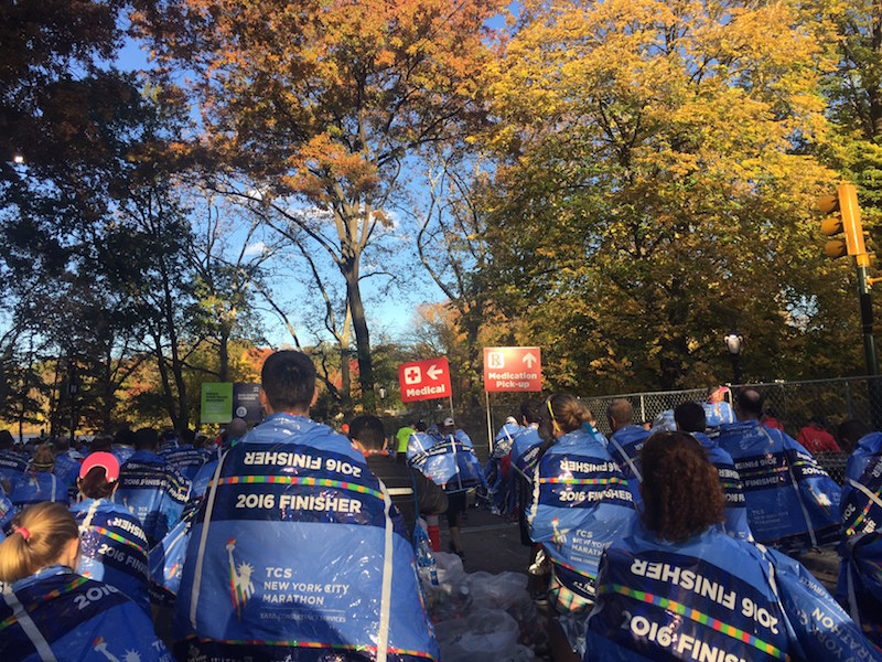 Running the NYC Marathon: Unique NY Tour