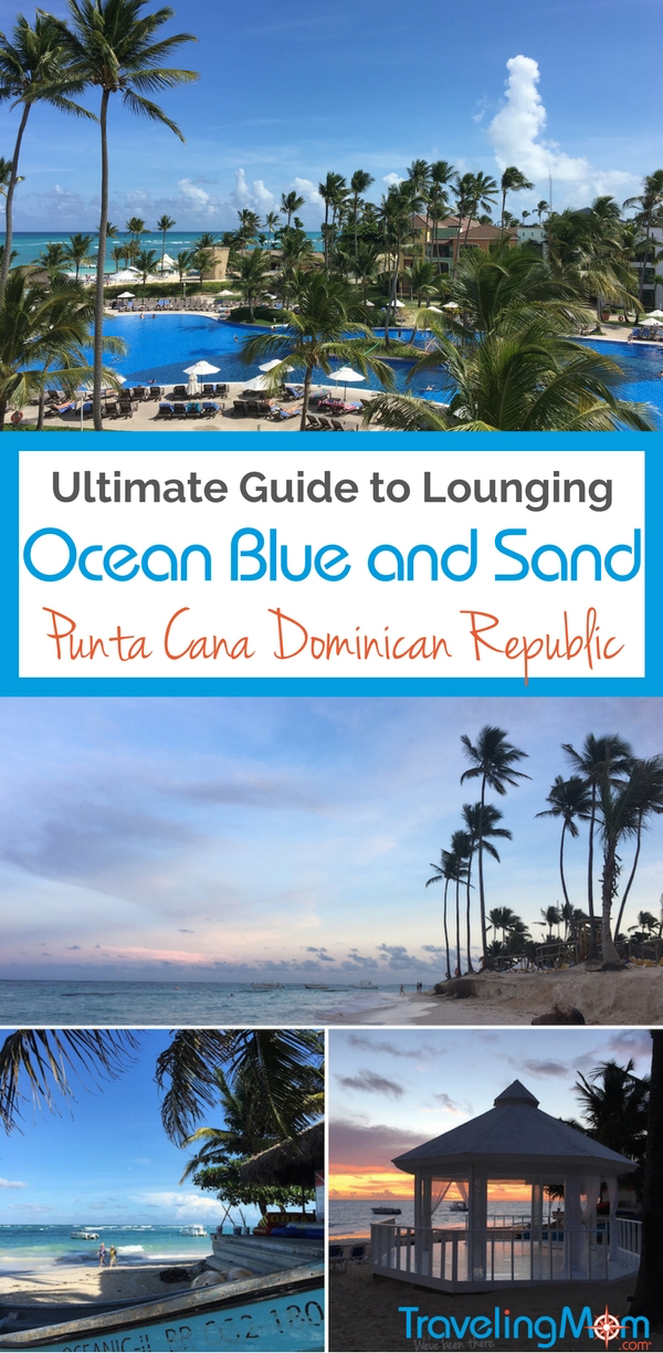 Ocean Blue and Sand offers luxury and relaxation on the turquoise waters of the Caribbean in the Dominican Republic.